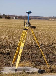 land survey in Odessa