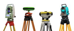 boundary surveying devices